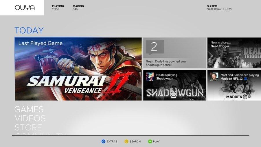 Square Enix поддержала Android-консоль OUYA - Изображение 1