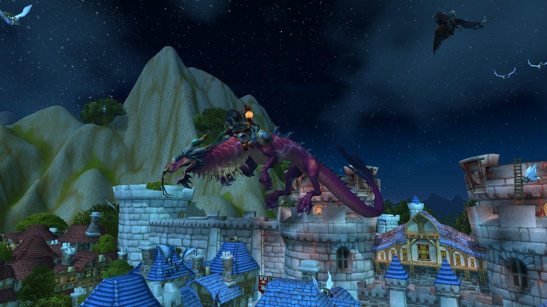 После того, как была увеличена репутация Knights of the Serpent в patch 5.0, игроки теперь могут вступать в ордер Cl .... - Изображение 1