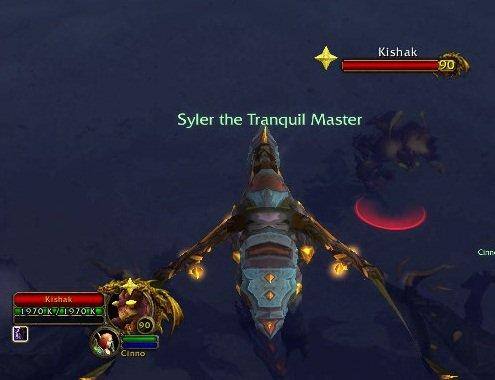 Пока вы наслаждаетесь Pandaria, вы может убить элитного монстра makura, из которого выпадет скрижали. На ней будут в ... - Изображение 1