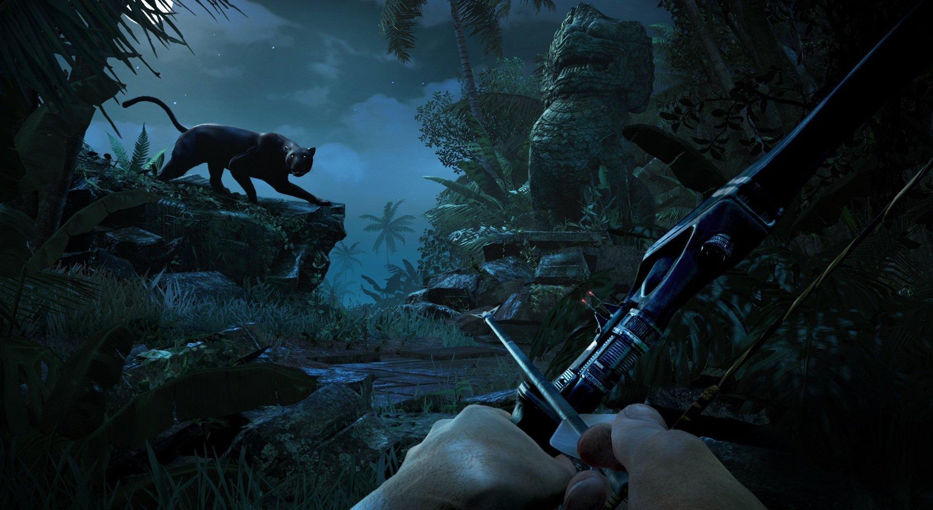Far cry 3 не могу открыть тату