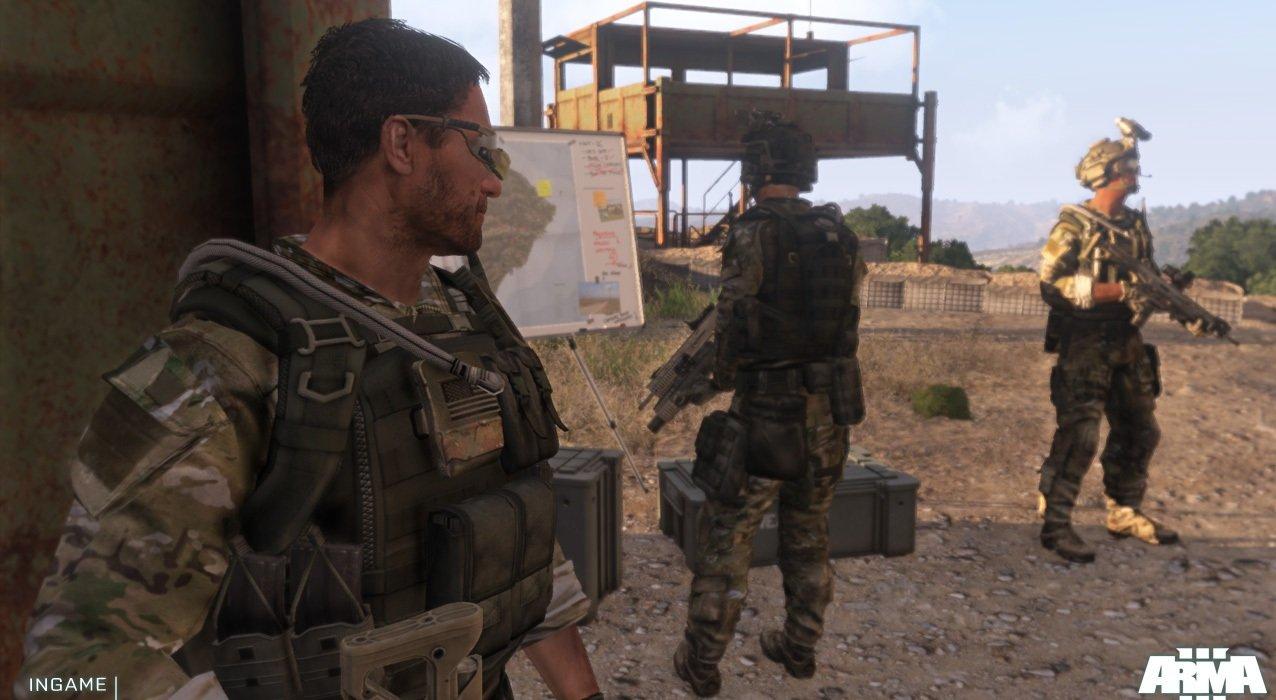 Arma 3 - картинки, скриншоты и фото из игры Arma 3 Канобу