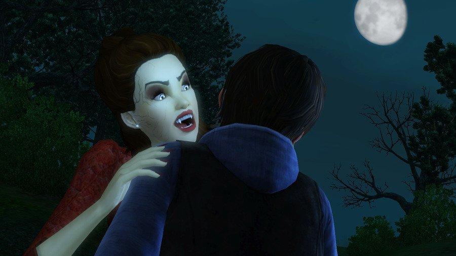 Скачать игру sims 3 сверхъестественное - 21 Января 2013 - Чат-перевертыш