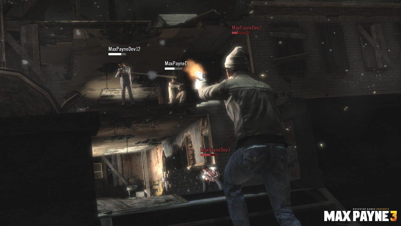 Max Payne 3 станет черно-белой - Изображение 1