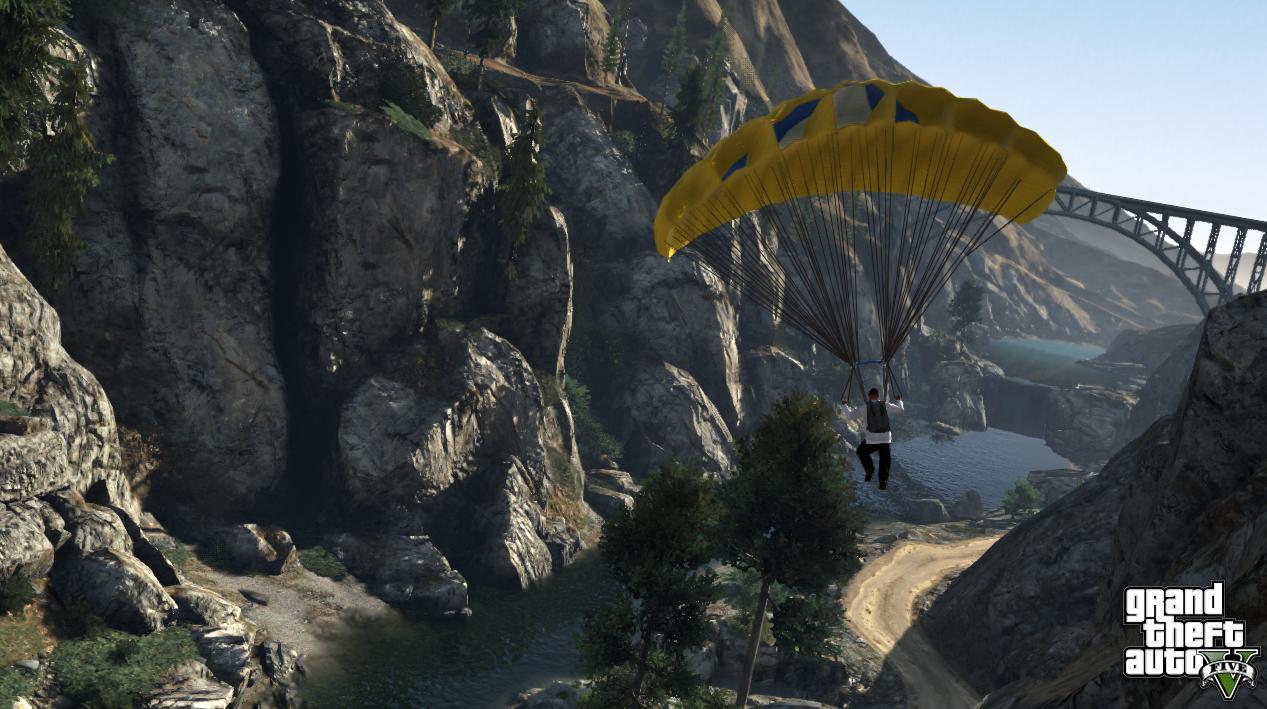 Три новых скриншота Grand Theft Auto V - Изображение 2