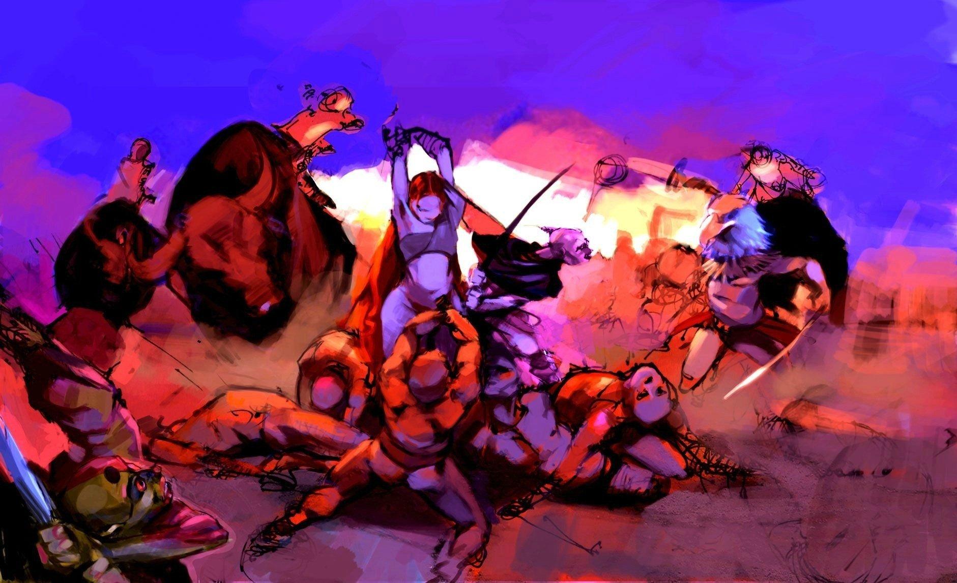 В Сеть попали концепт-арты Heavenly Sword 2 - Изображение 5