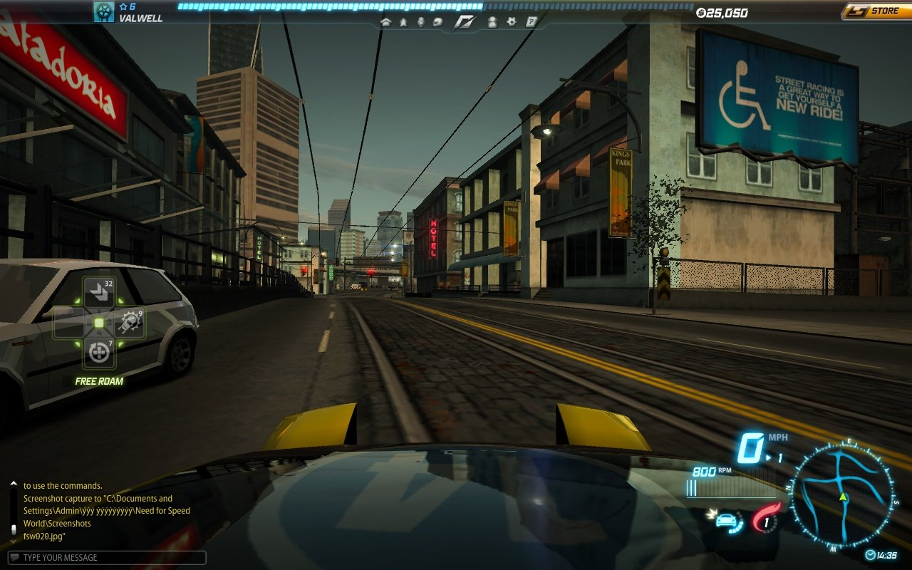 Ездил по городу против полиции в NFS World и придумал сеттинг для игры типа Формула Один Онлайн (по сути лицензия F1 ... - Изображение 1
