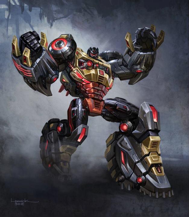 Здравствуйте, Канобувчане, с вами Grimlock и эта рецензия на Transformers: Fall of Cybertron.  Внимание:если вы не п ... - Изображение 2