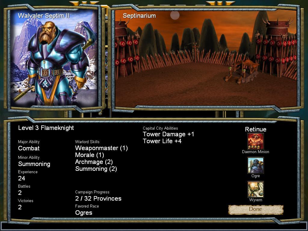 """Скажу, что не без удовольствия """"домучал"""" вторую сюжетную карту компании в Warlords 4, со времени прохождения первой  ... - Изображение 3"""