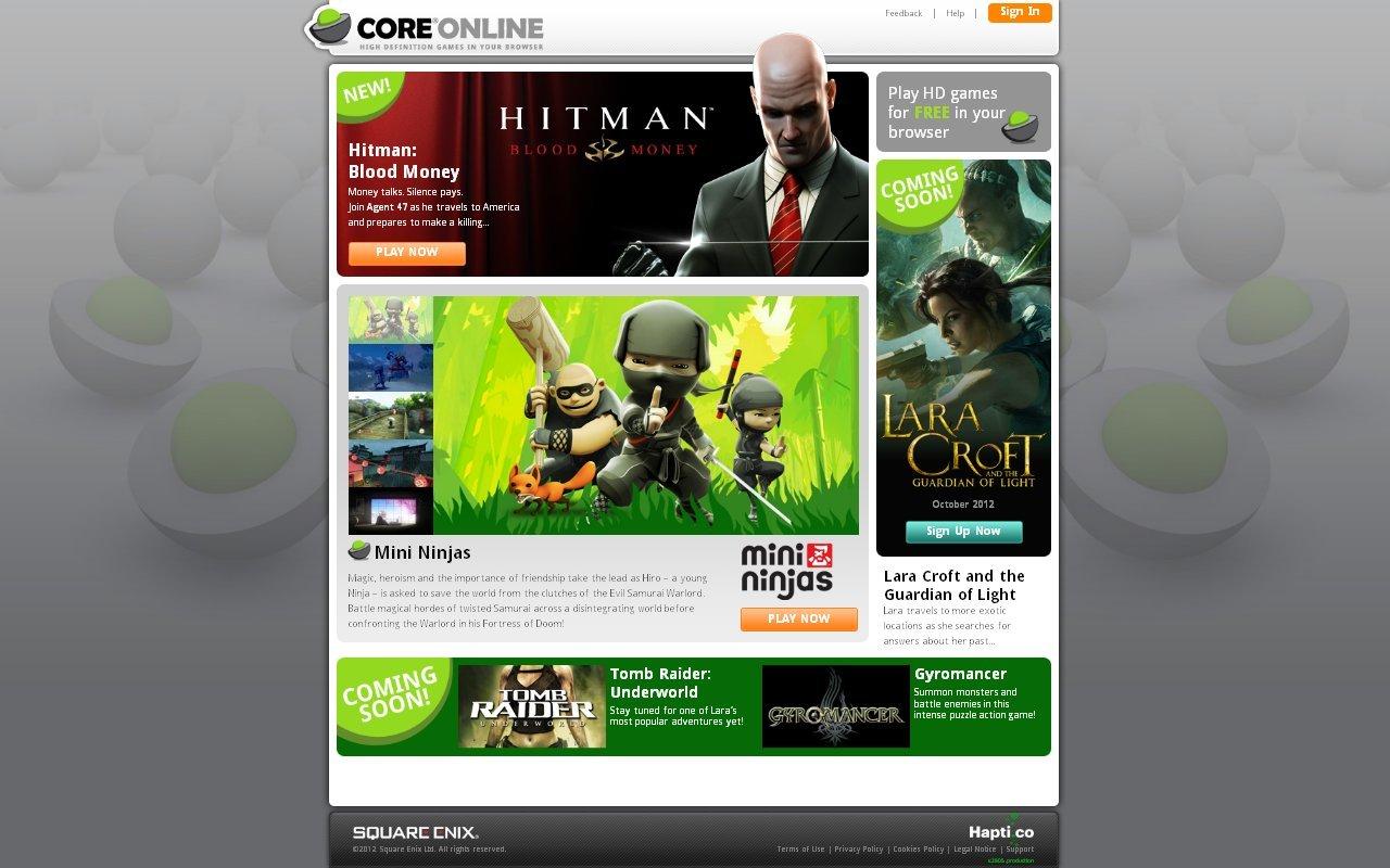 OnLive почти умер, да здравствует Core Online? На рынке облачных игровых сервисов появилась ещё одна система, детище .... - Изображение 1