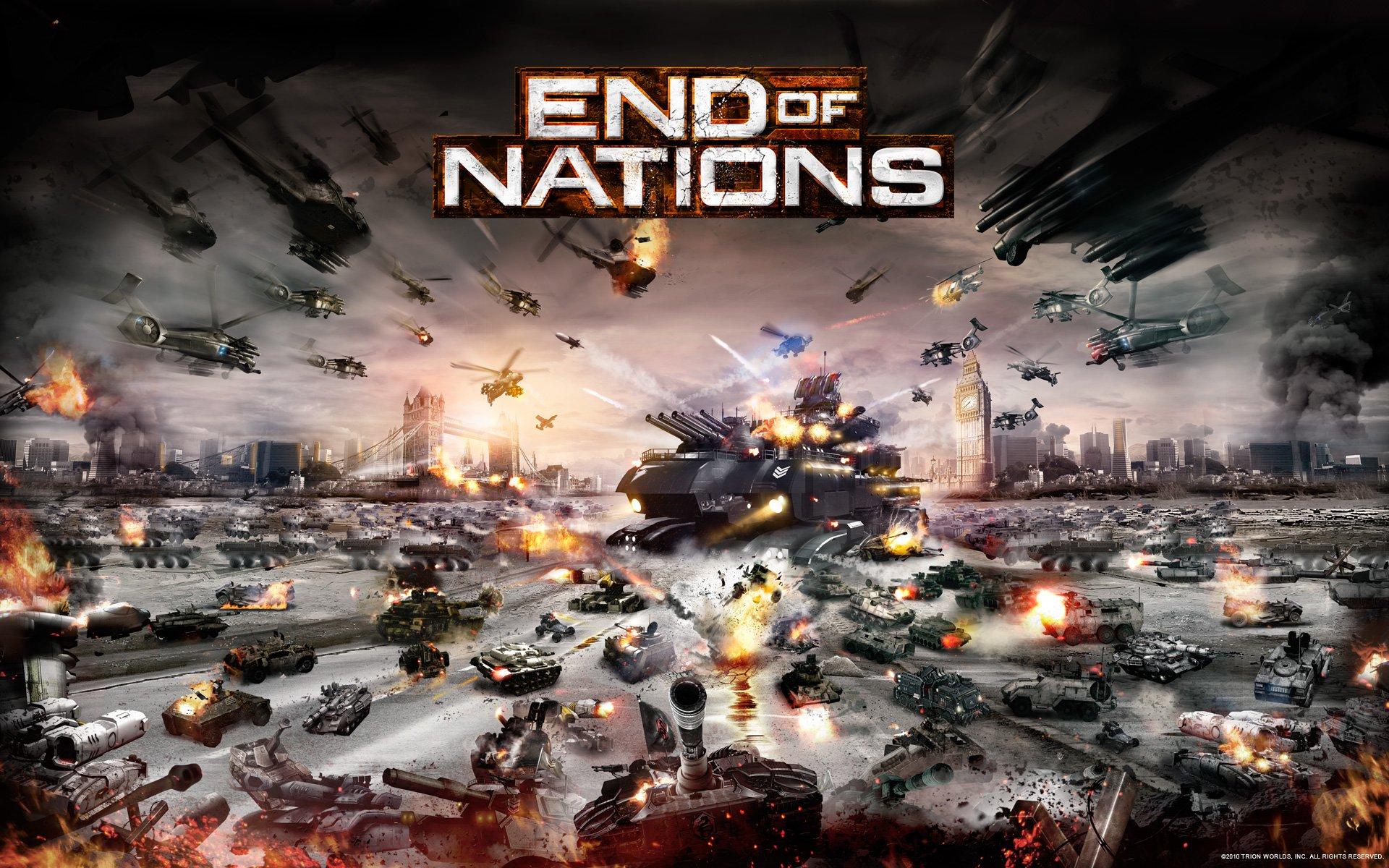 Третий этап ЗБТ End of Nations - Изображение 1