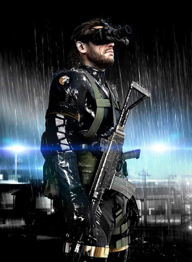 Свершилось!!!На проходящем сегодня празднике по случаю 25 летия серии Metal Gear, Хидео Кодзима анонсировал новую ча ... - Изображение 1