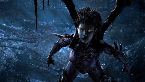 Стартовало закрытое тестирование StarCraft II: Heart of the Swarm - Изображение 1