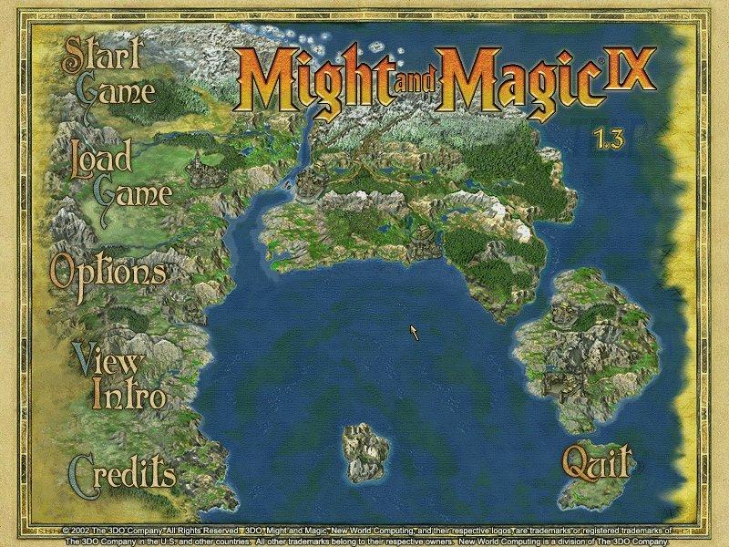 В очередной раз (после забега по всяким MMO и MMORPG) вернулся в Might and Magic 9. Реально - самая казуальная (при  ... - Изображение 1