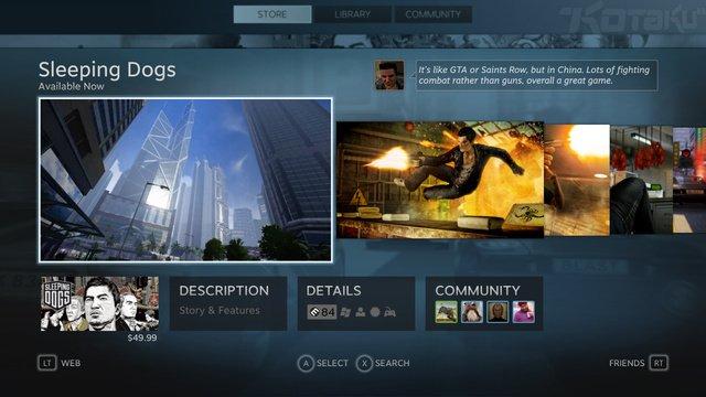 Valve выпустит Steam для телевизоров. - Изображение 1