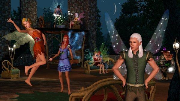 The Sims 3 - лучший симулятор жизни для всей семьи! Скоро выйдет очередной аддон с названием - Сверхъестественное. ... - Изображение 1