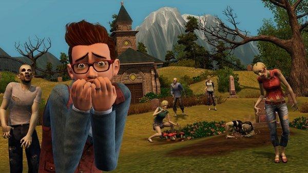 The Sims 3 - лучший симулятор жизни для всей семьи! Скоро выйдет очередной аддон с названием - Сверхъестественное. ... - Изображение 2