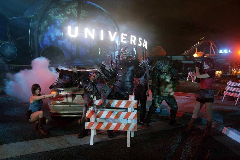 Город из Resident Evil воссоздадут на японской студии Universal - Изображение 1