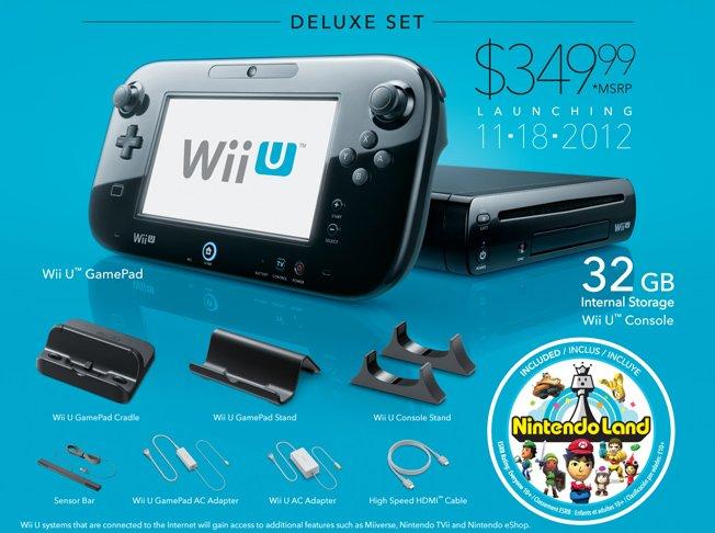 Nintendo Wii U будет иметь региональные ограничения - Изображение 1