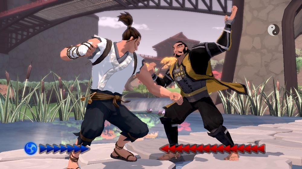 Объявлена дата выхода ремейка Karateka - Изображение 3