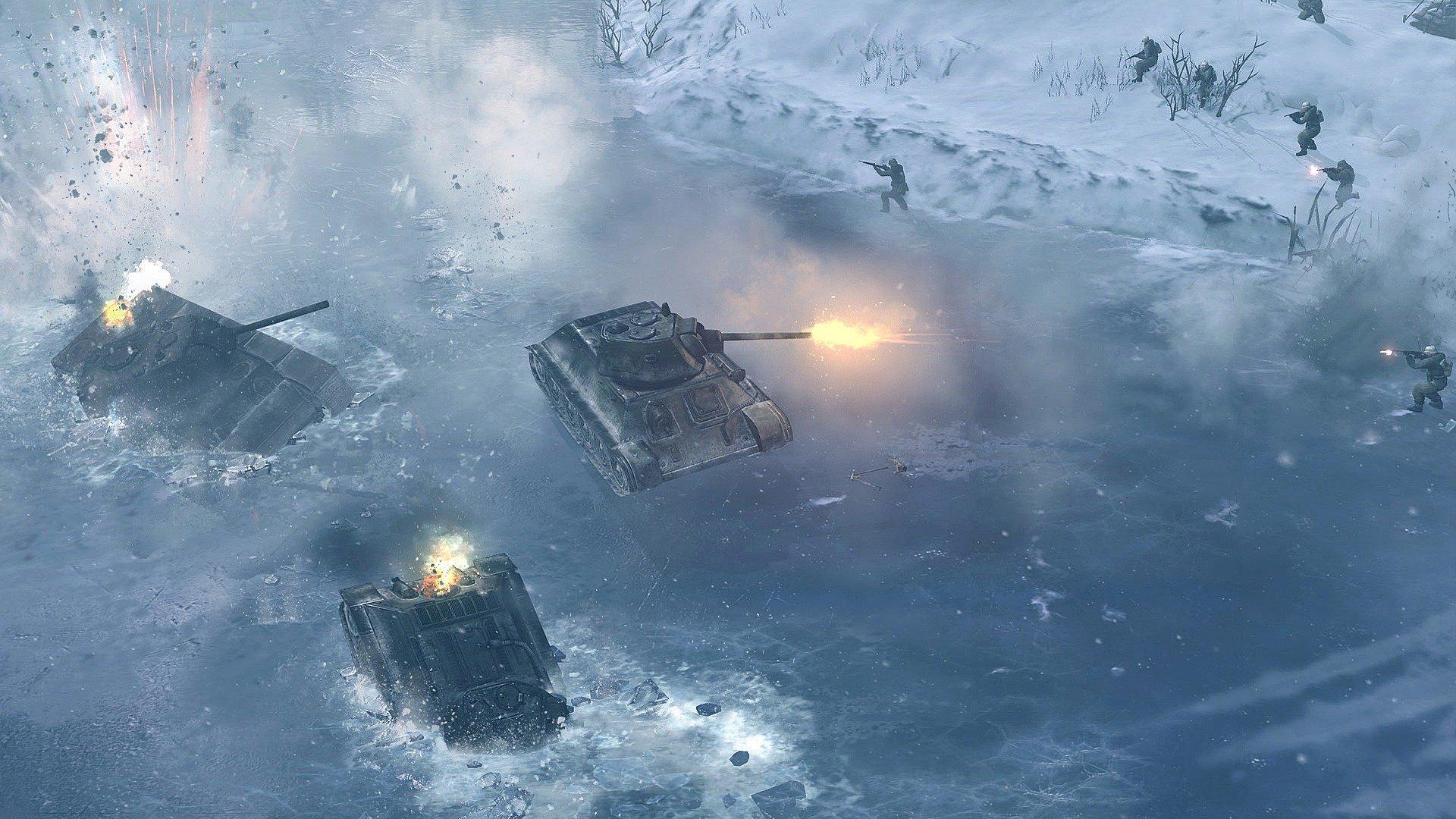 Восточный фронт был невозможен на старом движке Company of Heroes - Изображение 1