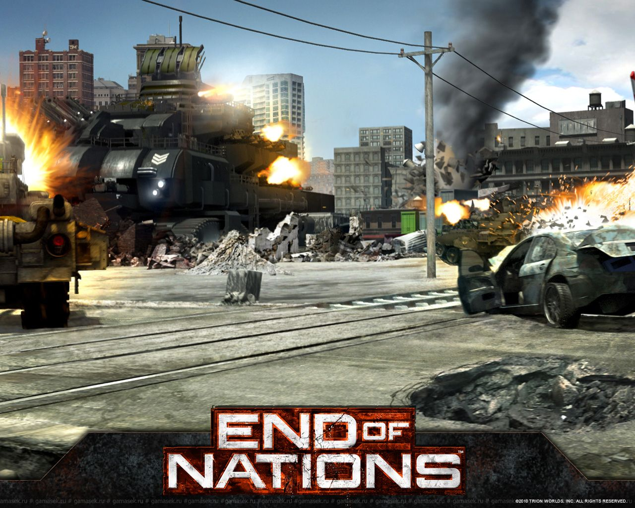 Screens Zimmer 2 angezeig: End of Nations download