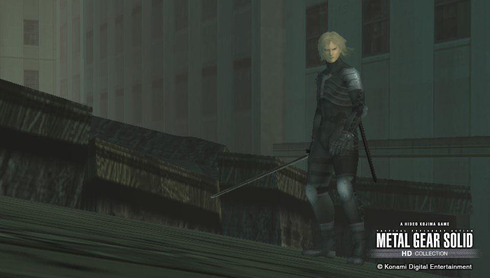 Обзор Metal Gear Solid 2: Sons of Liberty на PS Vita