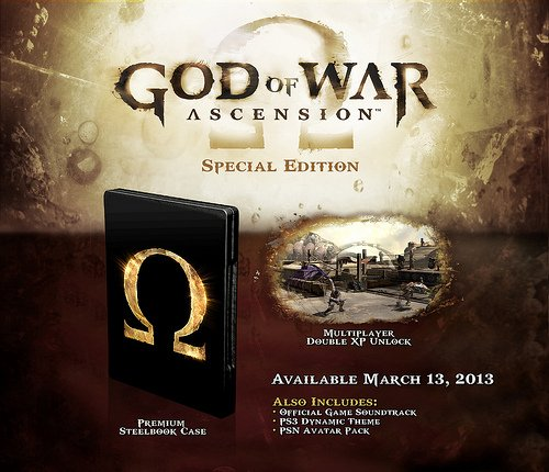 Раскрыто коллекционное издание God of War: Ascension - Изображение 2