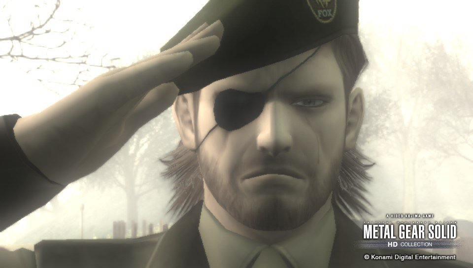 Обзор Metal Gear Solid 3: Snake Eater на PS Vita