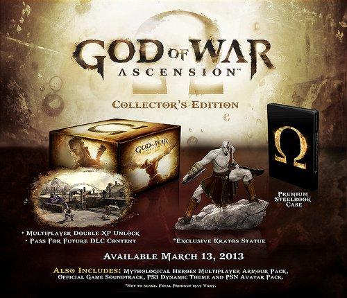 Раскрыто коллекционное издание God of War: Ascension - Изображение 1