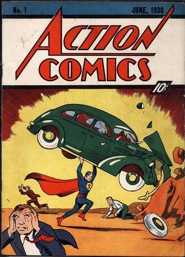 Вспомните героев своего детства: всемогущий Супермен, сверхловкий Человек-паук или Жан Клод Ван Дам со Шварценеггеро .... - Изображение 1