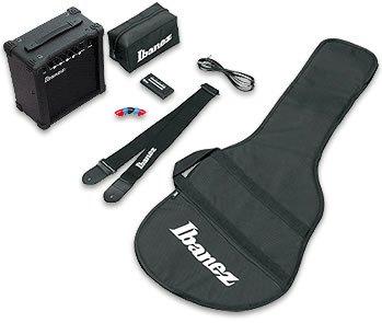 Недорогие наборы для начинающих музыкантов Jumpstart компании Ibanez содержат все необходимое, чтобы сразу после пок ... - Изображение 1
