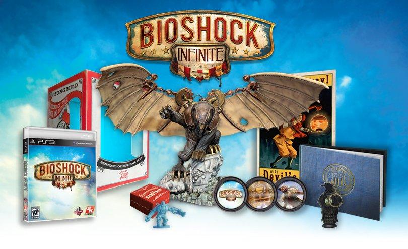В коллекционное издание Bioshock Infinite войдет огромная статуэтка. - Изображение 1