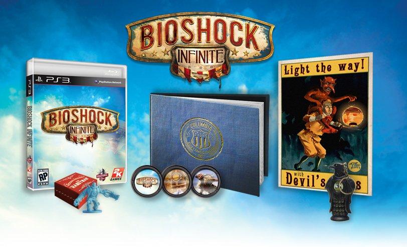 В коллекционное издание Bioshock Infinite войдет огромная статуэтка. - Изображение 2