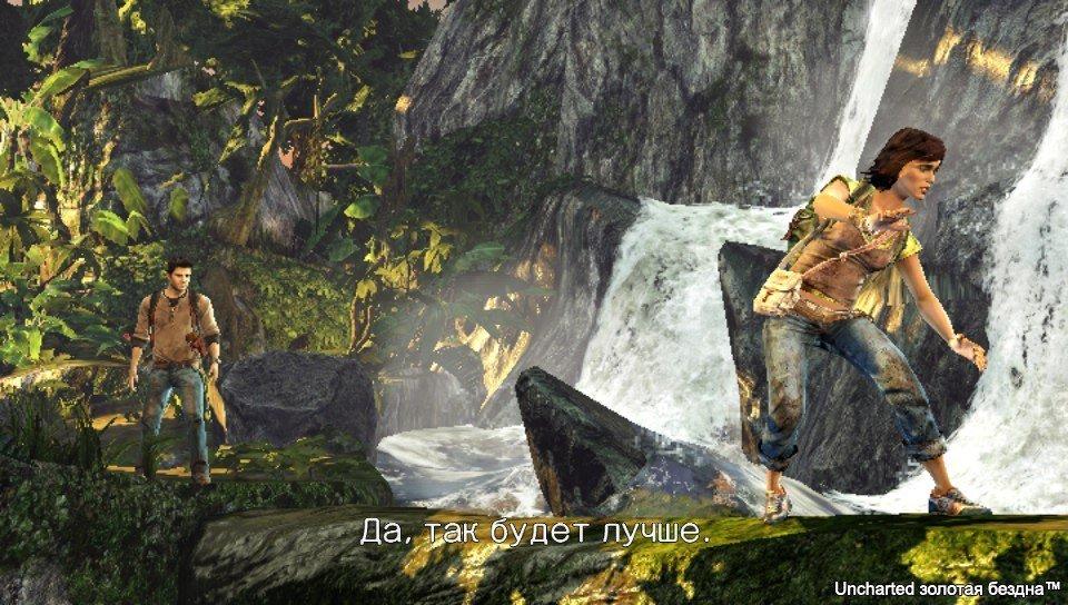 Рецензия на Uncharted: Золотая бездна для PS Vita