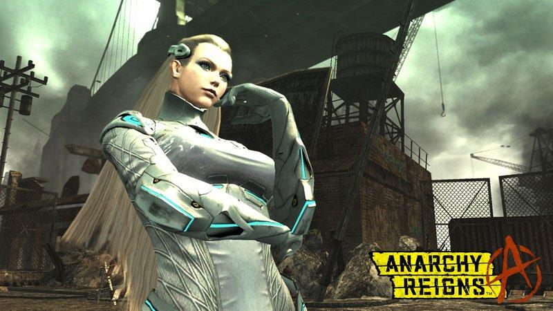 Sega определилась с датой выхода Anarchy Reigns на Западе. На прилавках европейских магазинов многопользовательский  ... - Изображение 1