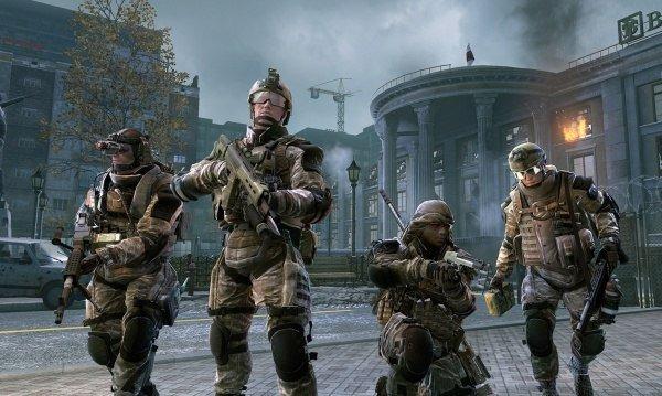Warface - это бесплатный многопользовательский онлайн-шутер, разработанный всемирно известной компанией Crytek. Игро ... - Изображение 1