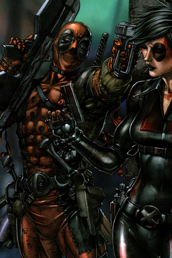 На фестивале New York Comic Con журналистам вновь показали игру про болтливого наемника — Deadpool! На демонстрации  ... - Изображение 1