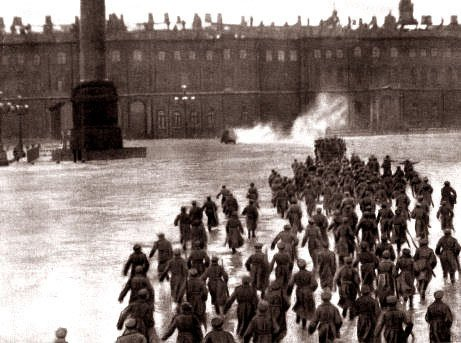 7 ноября 1917 года стал днем Великой Октябрьской социалистической революции, который вошел в мировую историю как нач ... - Изображение 1