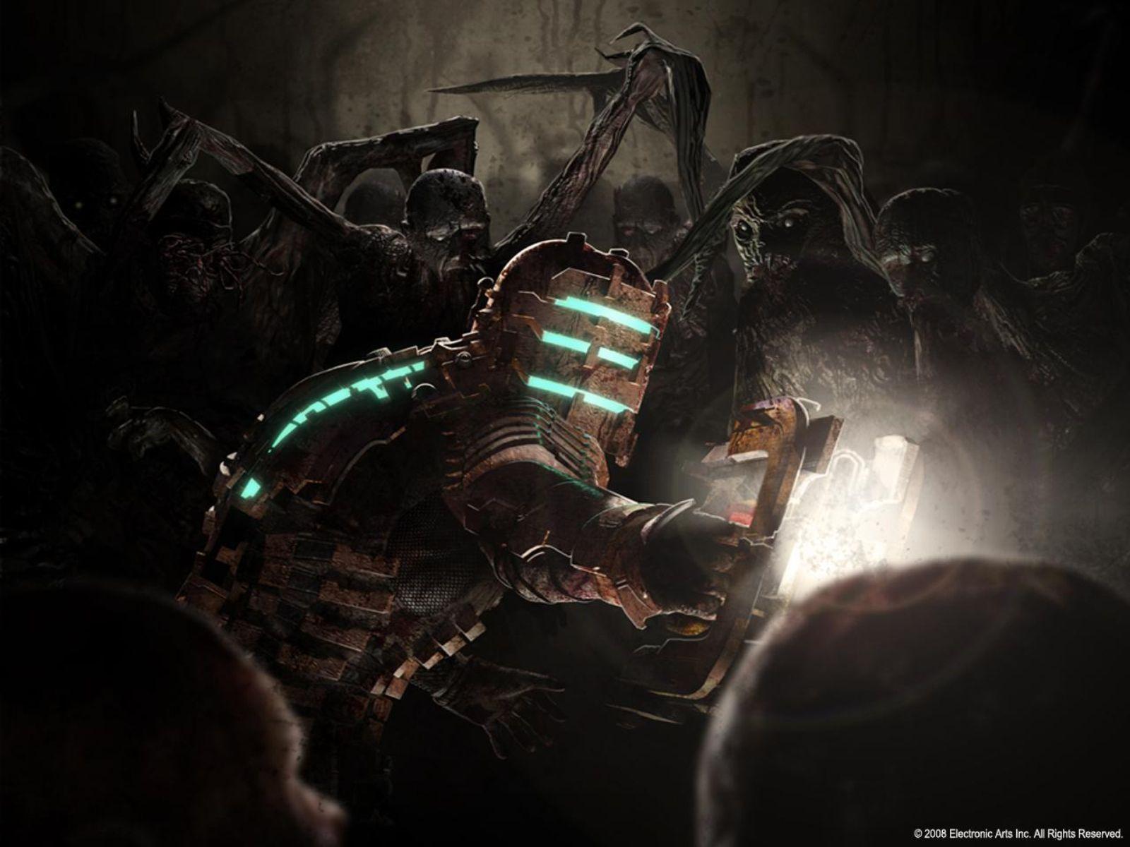 В ожидании Dead Space 2 решил напомнить вам о пасхалке из первой части