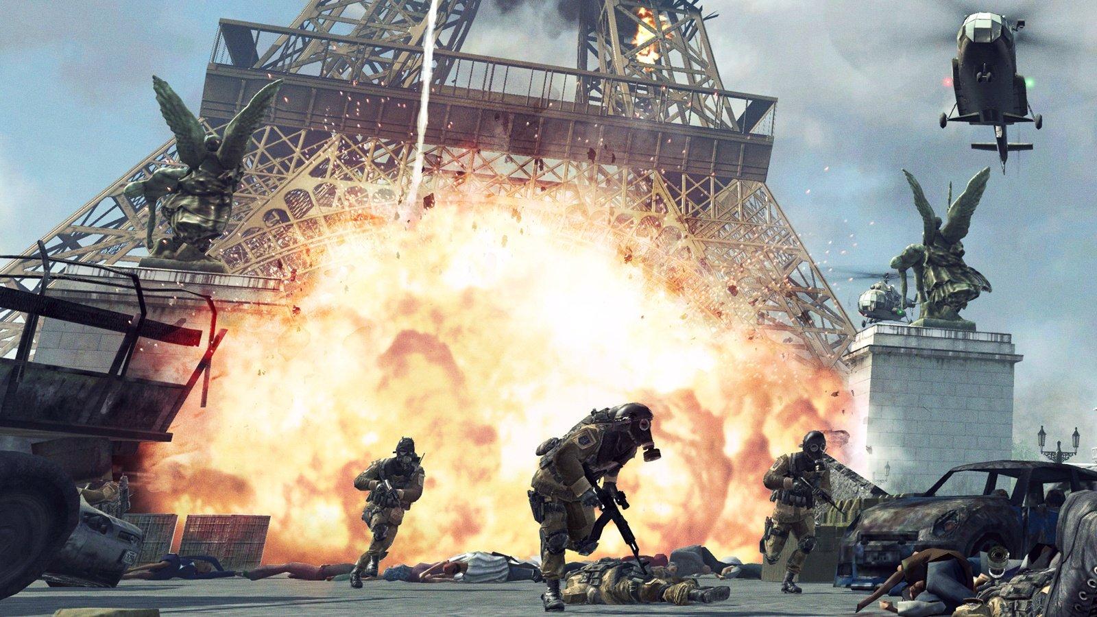 Приветствую всех читателей Канобу. Серия Call of duty, это феномен игровой индустрии. Только эта игра смогла доказат ... - Изображение 1