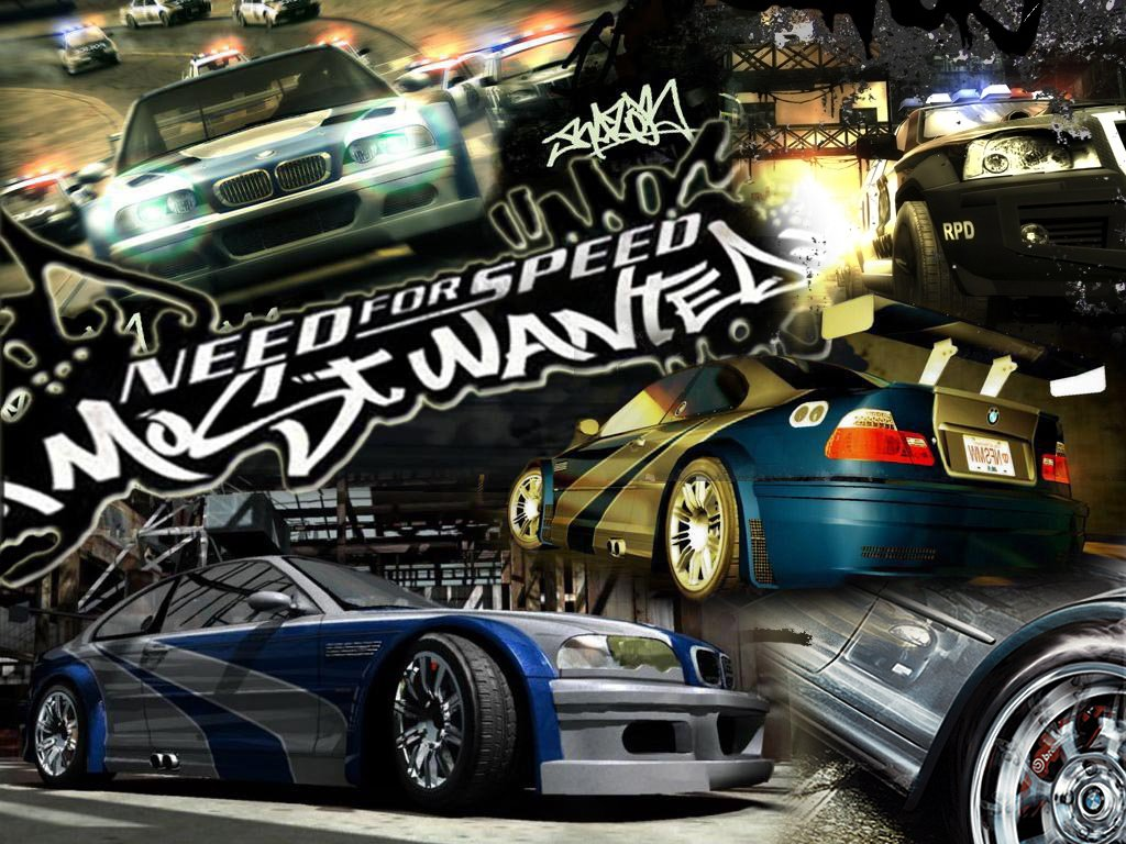 Название Need for Speed Most Wanted Black Edition Дата выхода 16.11