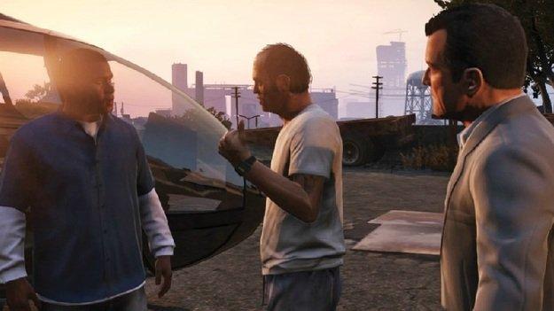 Rockstar Games в деталях представила Grand Theft Auto V на публике. Как стало известно, в игре появится три главных  ... - Изображение 2