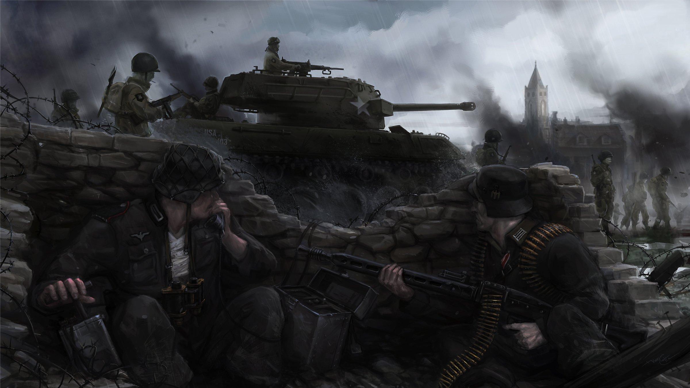 Heroes & Generals  Война под другим углом.  И там мы на полях сражений второй мировой войны. Вновь как и во многих и ... - Изображение 3
