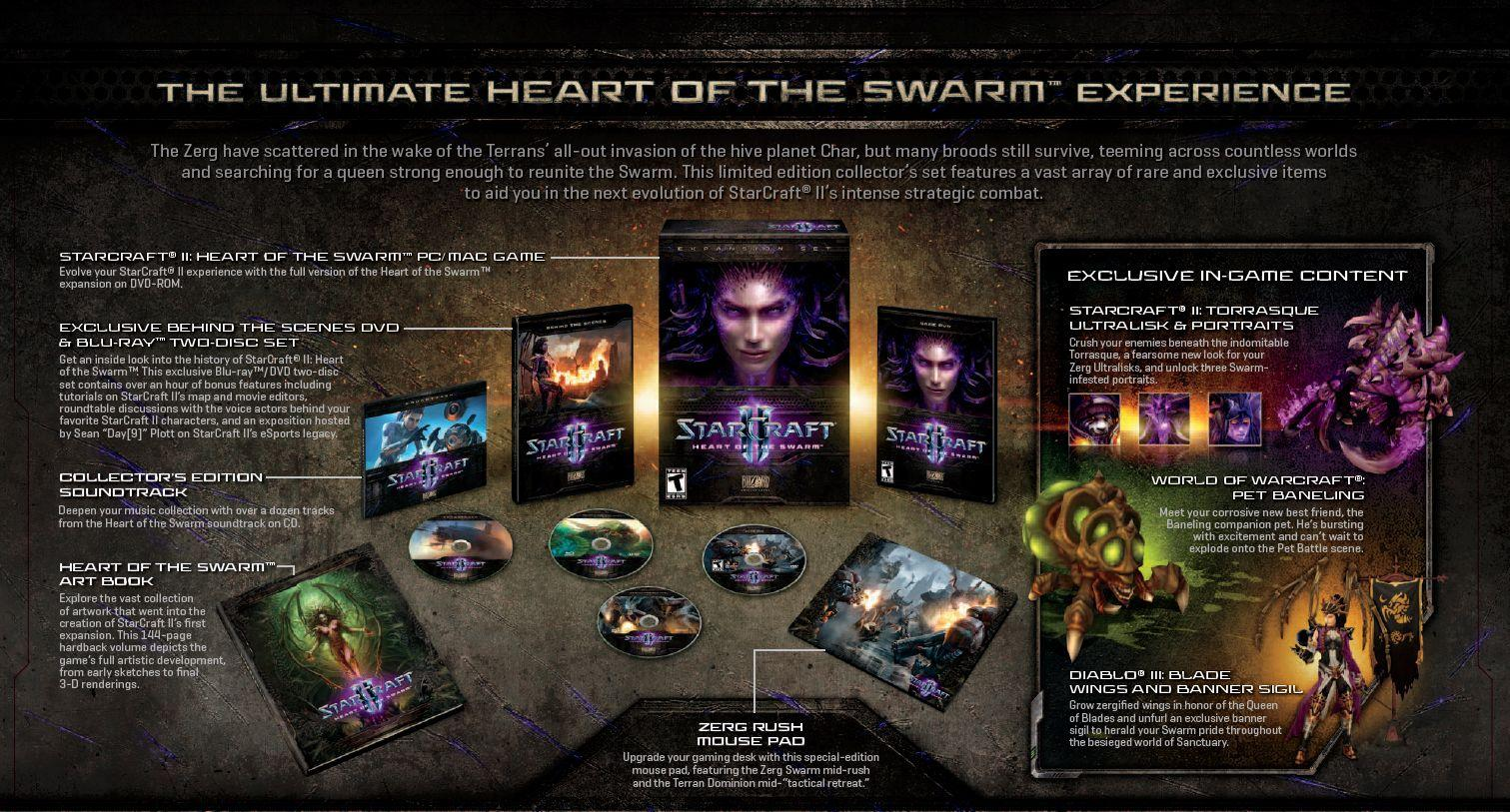 StarCraft II: Heart of the Swarm выйдет весной - Изображение 1