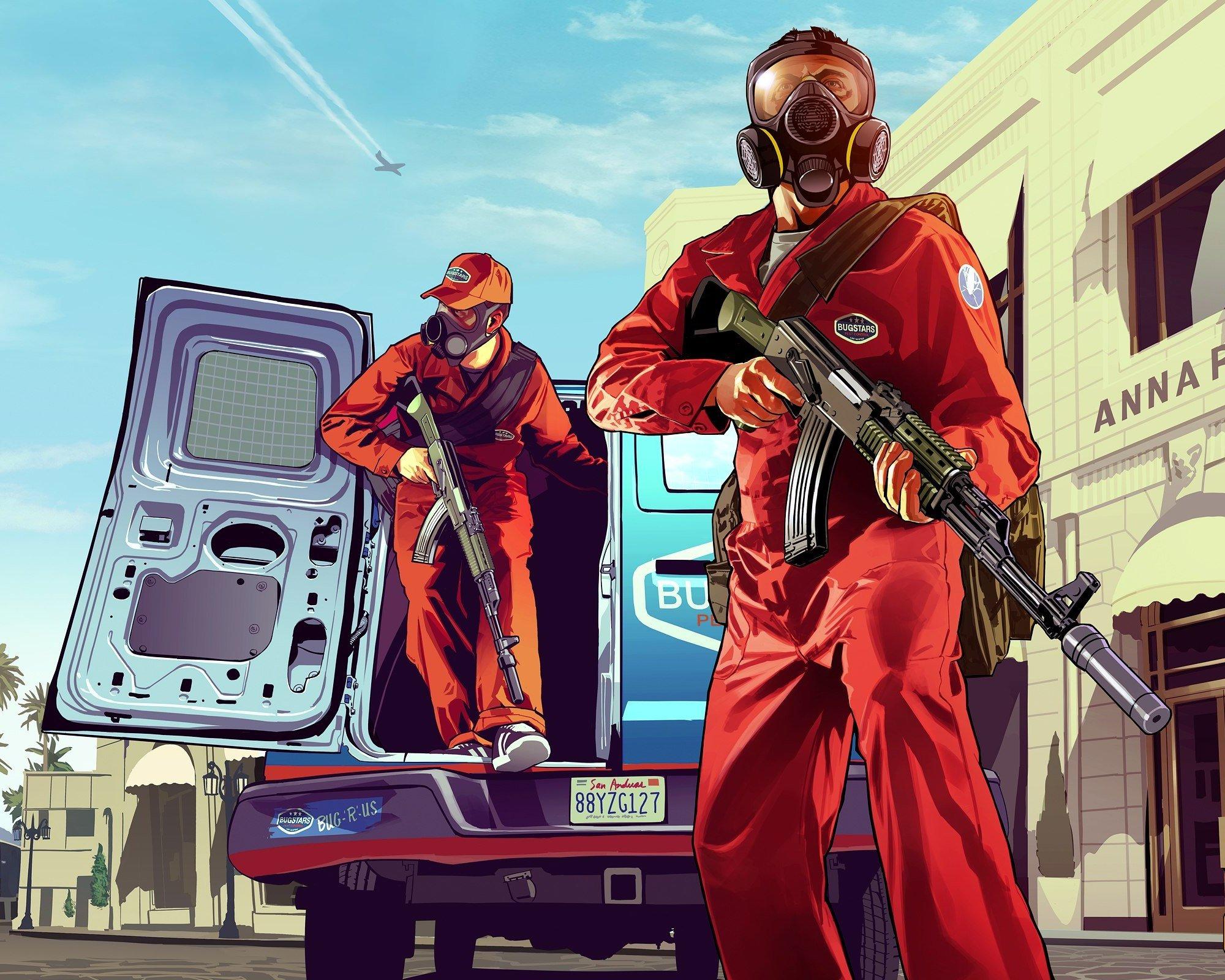 Да, героем, главного персонажа игры GTA 5 врятли можно назвать. Как и персонажей всех предыдущих частей, ведь это вс ... - Изображение 2
