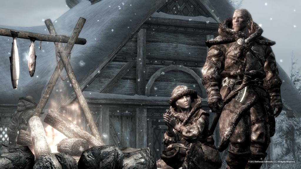 Скачать игру skyrim 5 последняя версия через торрент на русском