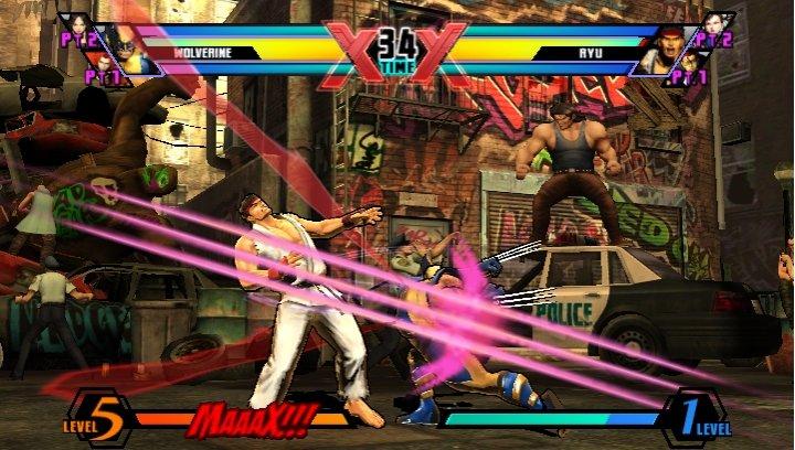Рецензия на Ultimate Marvel vs Capcom 3 для PS Vita
