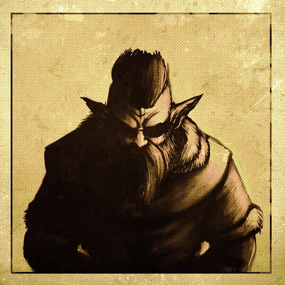 Установив снова TES 3: Morrowind, первый раз со времён 16-летней молодости, вдохновился на парочку рисунков по теме. ... - Изображение 1