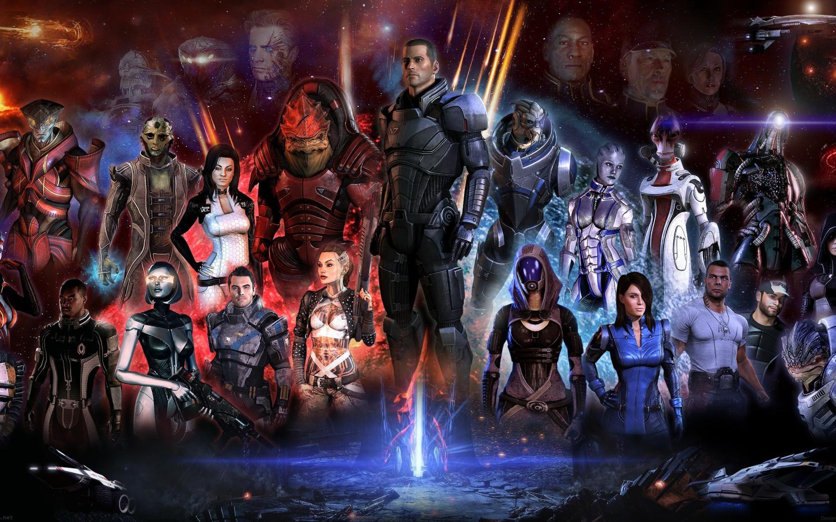 О чём должна быть Mass Effect 4? - Изображение 1
