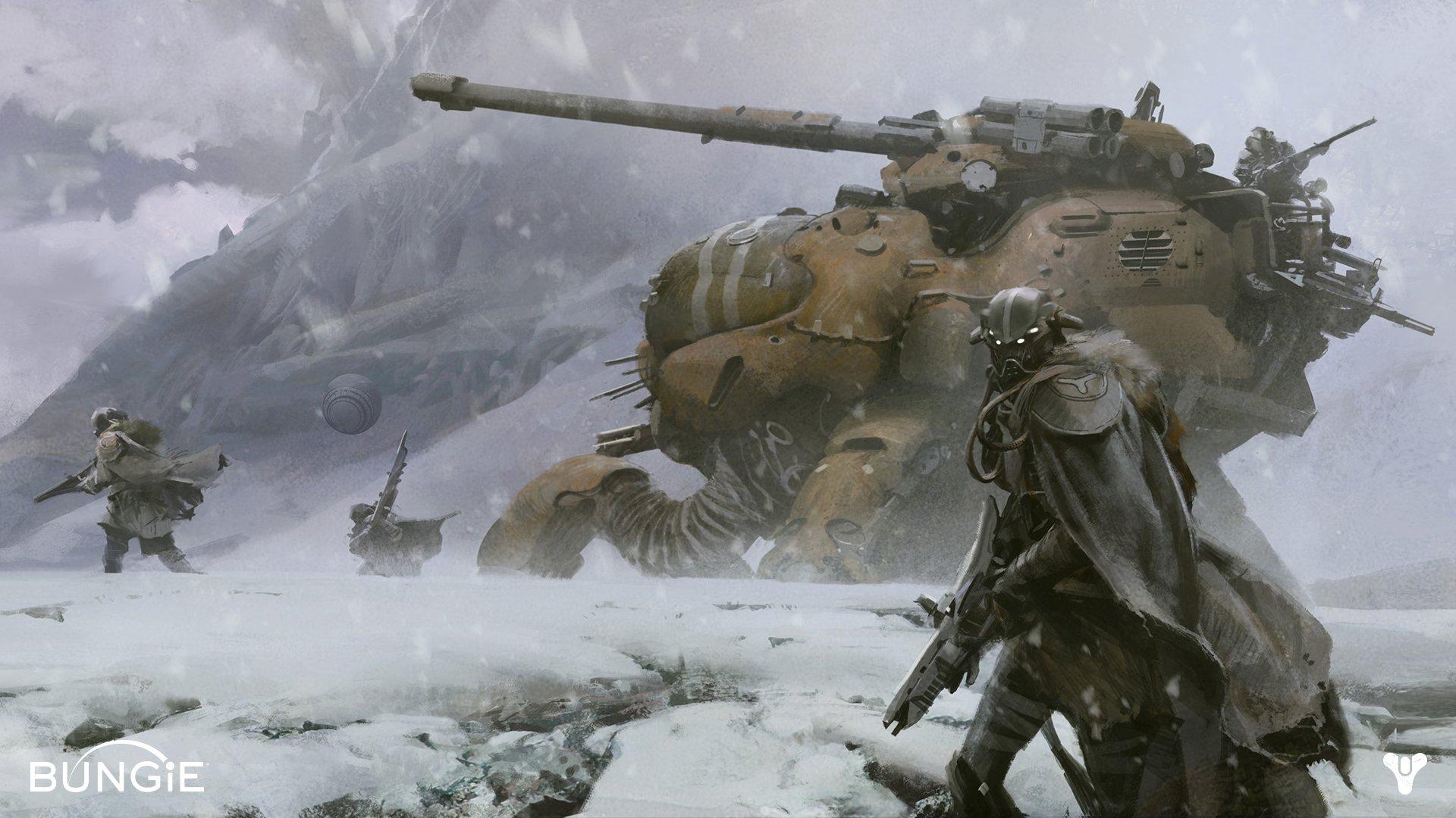 Новые детали Destiny от Bungie - Изображение 1